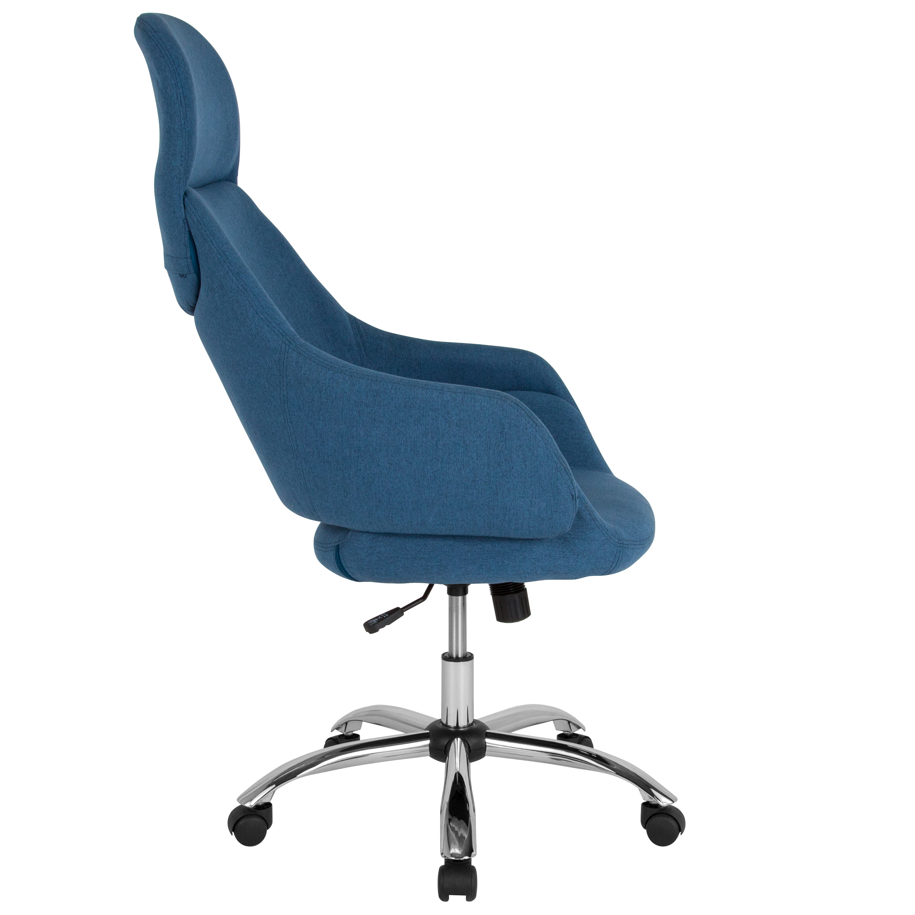 Home Office High Back Office Chair With Wrap Style Arms