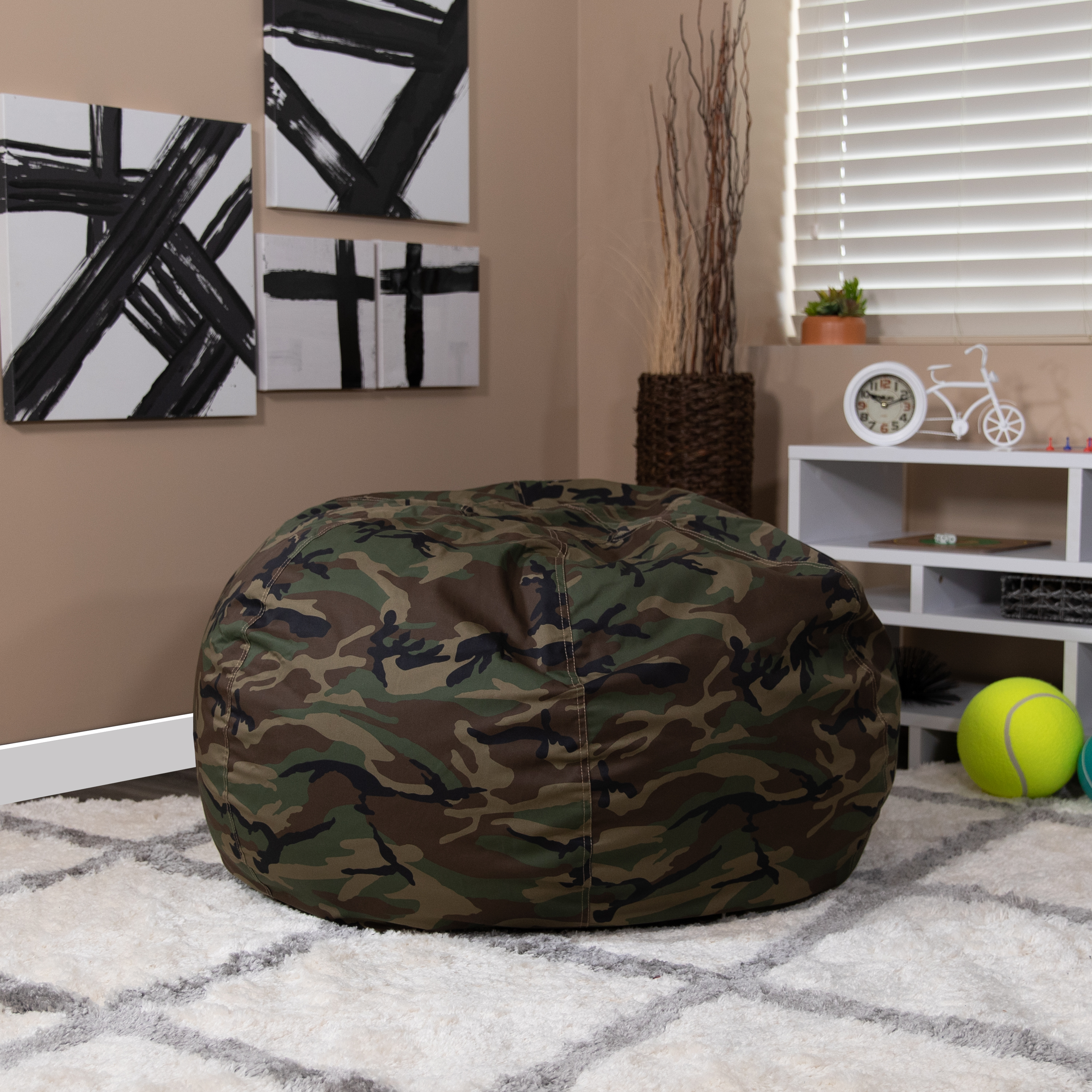 Strange Oversized Bean Bag Chair For Kids And Adults Gmtry Best Dining Table And Chair Ideas Images Gmtryco