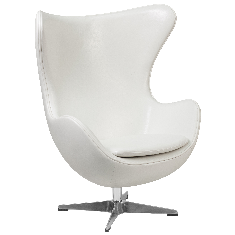 Sale Home Office Swivel Egg Chair With Tilt Lock