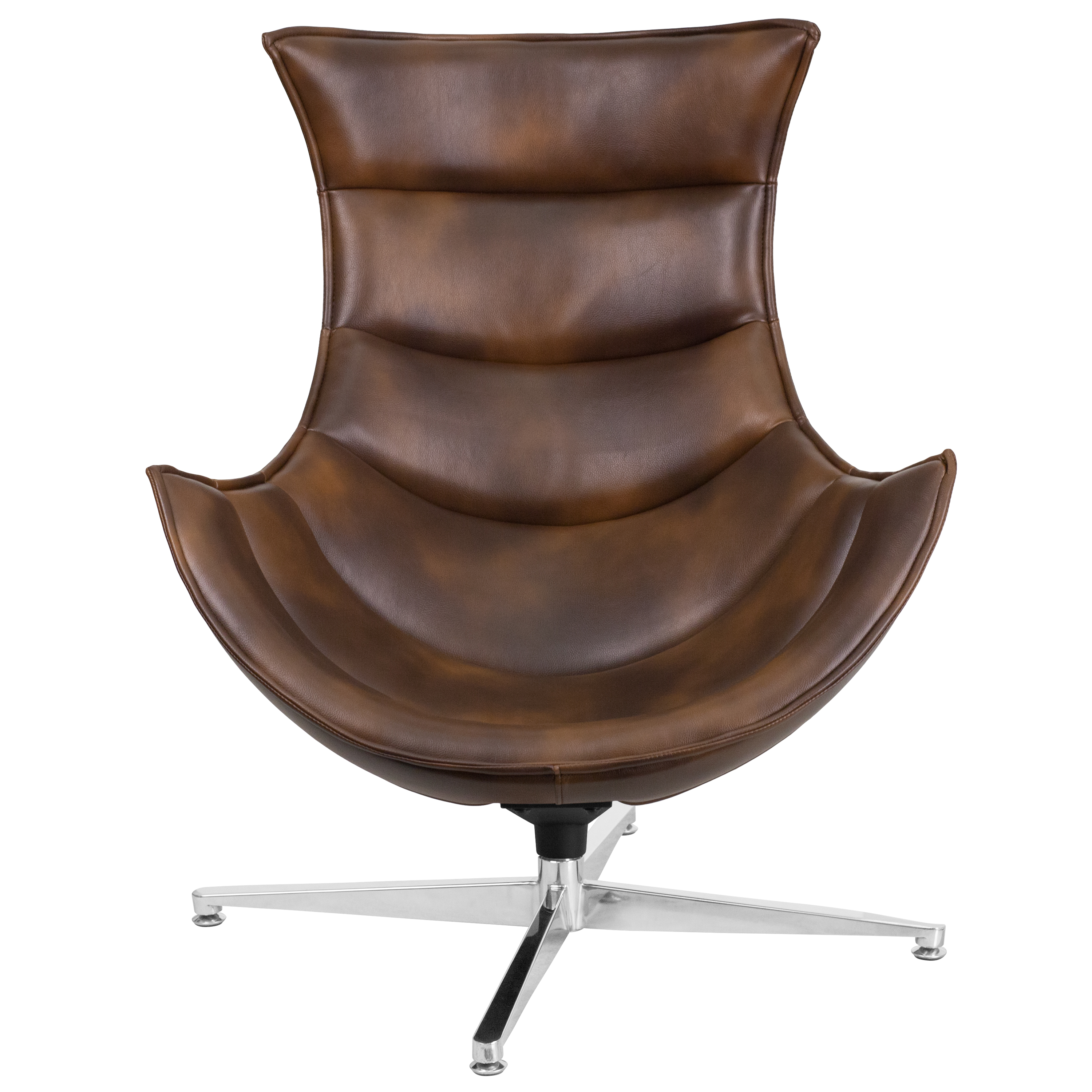 Home Office Swivel Cocoon Chair Living Room Accent Chair Ebay